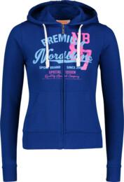 Kék női melegítőfelső PREMIUM