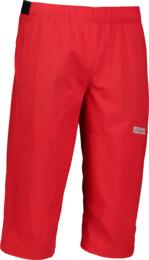 Červené pánské ultralehké sportovní kraťasy AGILITY - NBSPM5530
