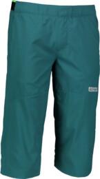 Zelené pánske ultraľahké športové kraťasy AGILITY - NBSPM5530