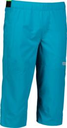 Modré pánské ultralehké sportovní kraťasy AGILITY