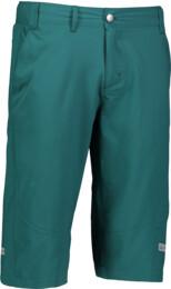 Zelené pánske ľahké outdoorové kraťasy SOLVE - NBSPM5531