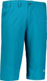 Modré pánské lehké outdoorové kraťasy SOLVE - NBSPM5531