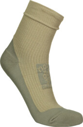 Beige compression merino socks BUMP - NBSX16371