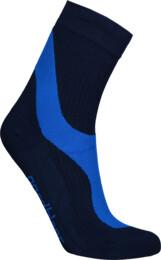Modré kompresní sportovní ponožky THWACK - NBSX16374