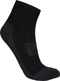 Black compression hiking socks CORNER - NBSX16381