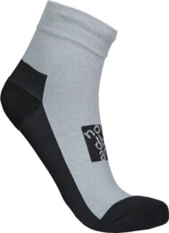 Grey compression hiking socks CORNER - NBSX16381