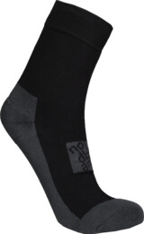 Black compression hiking socks IMPACT - NBSX16382