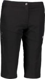 Pantaloni scurți negri outdoor pentru femei STRIDE - NBSPL5026