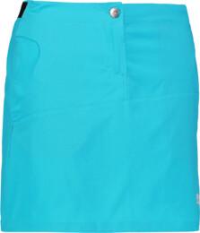 Modrá dámská lehká sportovní sukně SKILL - NBSSL5542