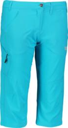 Pantaloni scurți ușori albaștri outdoor pentru femei FACILITY - NBSPL5544