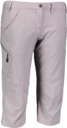 Women's grey light outdoor shorts FACILITY - NBSPL5544