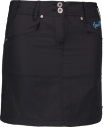Women's black outdoor skirt FAVOUR - NBSSL5661