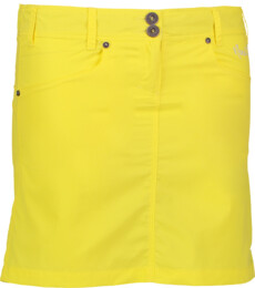 Women's yellow outdoor skirt FAVOUR - NBSSL5661