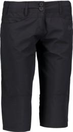 Čierne dámske ľahké kraťasy SURE - NBSPL5671