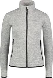 Women's white sweater fleece ACUTE