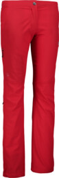 Women's red light outdoor pants PLIABLE - NBSPL6129