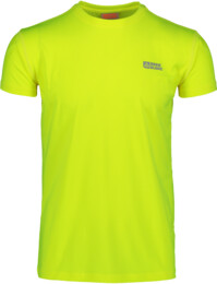 Men's yellow functional t-shirt DESIRED