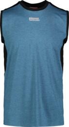 Men's blue functional top SCORE