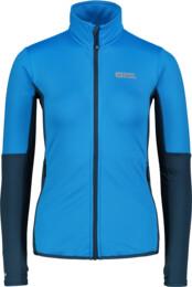 Women's blue power fleece jacket TRACK - NBSFL6170