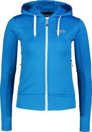 Women's blue power fleece jacket HABIT - NBSLS6203