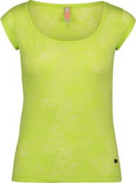 Zöld női póló GAUZY