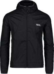 Men's black light sport jacket FLOSS - NBSJM6603