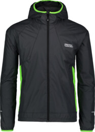 Men's grey light sport jacket FLOSS - NBSJM6603