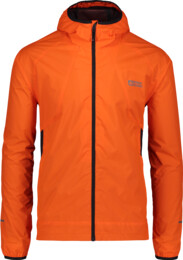 Men's orange light sport jacket FLOSS - NBSJM6603