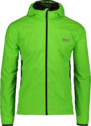 Zelená pánská lehká sportovní bunda FLOSS - NBSJM6603