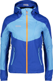 Modrá dámská outdoorová bunda AGED