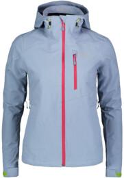 Modrá dámska outdoorová bunda PREVALENT - NBSJL6614