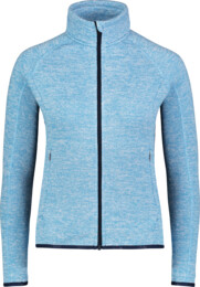 Modrý dámsky sveter BENIGN