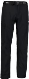 Čierne pánske outdoorové nohavice USAGE