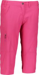 Pantaloni scurți ușori roz outdoor pentru femei RITZY - NBSPL6134
