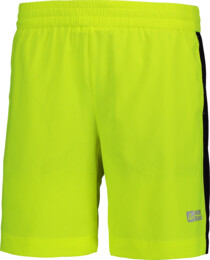Žluté pánské fitness kraťasy PACES - NBSPM6152