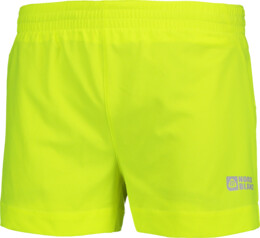 Žluté pánské lehké kraťasy na běhání RUNNER - NBSPM6169