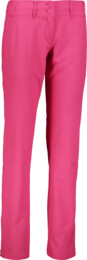 Růžové dámské lehké kalhoty DRESSY