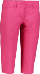 Růžové dámské lehké kraťasy SLENDER - NBSPL6245