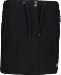 Čierna dámska ľahká outdoorová sukňa RELEASE - NBSPL6246