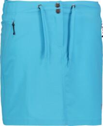 Modrá dámská lehká outdoorová sukně RELEASE - NBSPL6246
