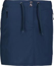 Modrá dámska ľahká outdoorová sukňa RELEASE - NBSPL6246