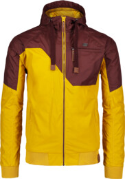 Žlutá pánská jarní bunda JAUNTY - NBSJM6605