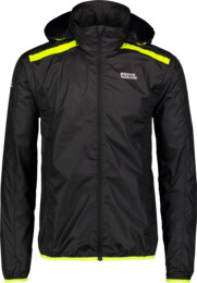 Men's black ultra light bike jacket THIN - NBSJM6610