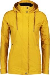 Sárga női tavaszi kabát CENTURY