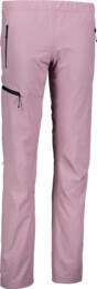 Women's pink ultra light outdoor pants THICK - NBSPL6643