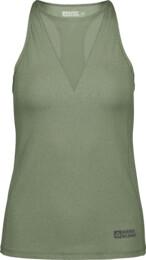 Zelené dámske fitness tielko SNAZZY - NBSLF6667