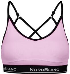Růžová dámská fitness podprsenka RAKISH - NBSLF6669