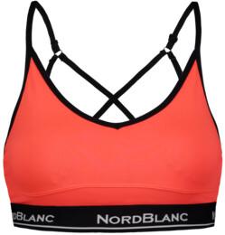 Oranžová dámska fitness podprsenka RAKISH - NBSLF6669