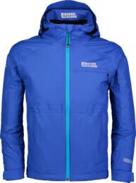 Modrá dětská outdoorová bunda IMBUED - NBSJK6783S
