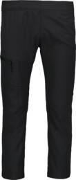 Šedé detské ultraľahké športové nohavice RAMBLE - NBSPK6786S